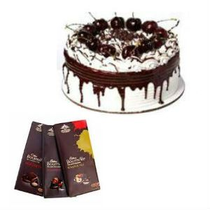 Black Forest Cake n Bournville
