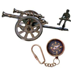 Buy Canon Handicraft n Get Compass Keychain Free