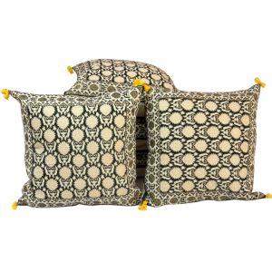 Elegant Jaipuri Pure Cotton Cushion Cover Set