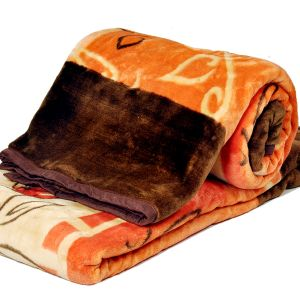 Super Soft Luxurious Double Bed Mink Blanket