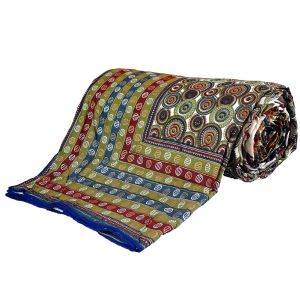 Handblock Print Cotton Double Bed Duvet Dohar