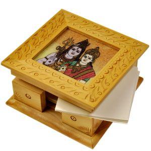 Gemstone Painting Slip Pad Box Handicraft Gift