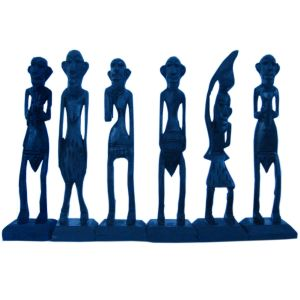 Antique African Zulu Tribal Men Handmade Gift