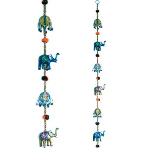Rajasthani Elephant Door Hanging Handicraft