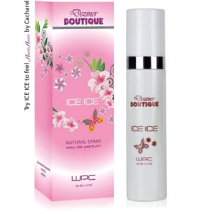 Original Ice Ice Romantic Women Perfume Spray