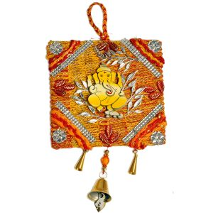 Handcrafted Ganesha Wall Hanging Home Décor