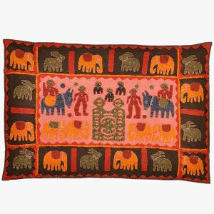 Jaipuri Applique Handcrafted Wall Hanging