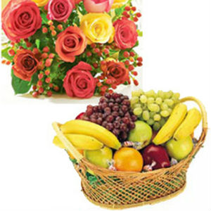 Fresh Fruits n Roses