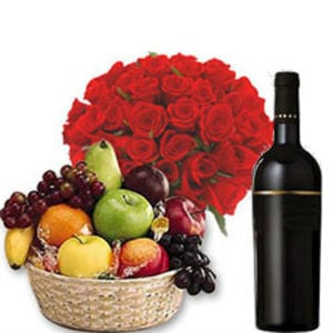 Fruits, Flowers n Wine