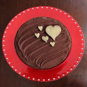 V'Day Choco Cake