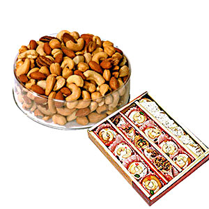 Kaju Sweet and Nuts