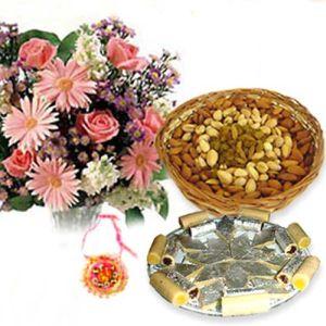 Ethnic Rakhi Celebrations