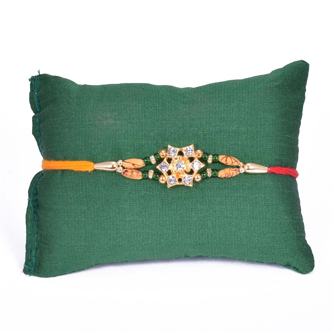 Ethnic Handcrafted Jewel Rakhi
