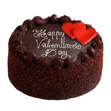 1Kg Valentines Day Chocolate Cake