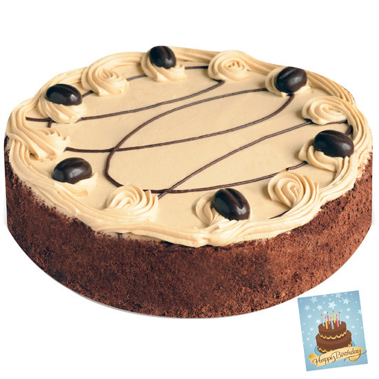 1Kg Butterscotch Cake n Greeting Card
