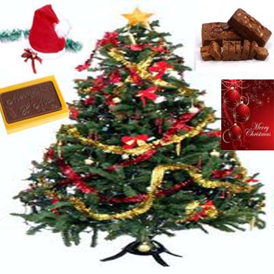 Christmas Tree Hamper