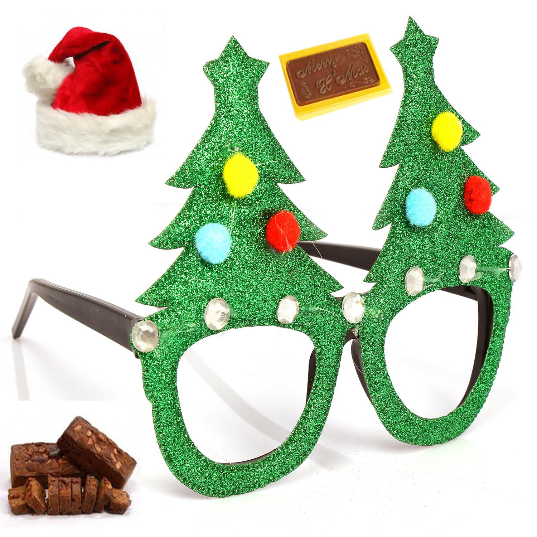 Christmas Tree Specs Hamper