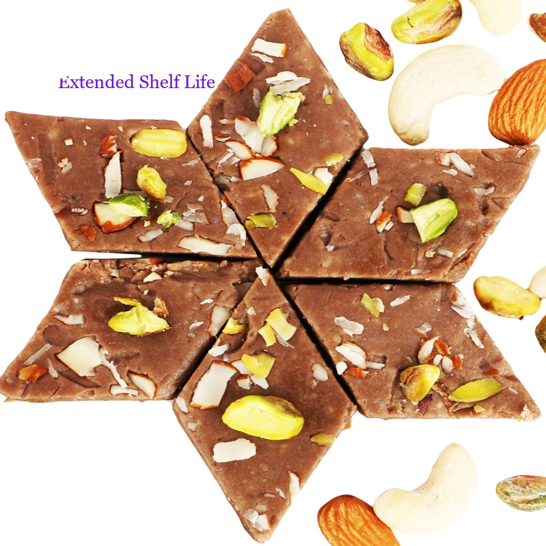 Sweets Chocolate Kaju Katli 400Gm