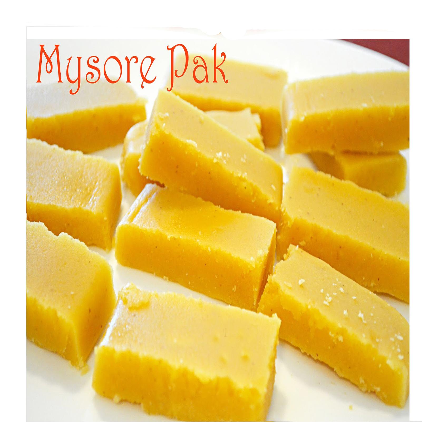 Soft Mysore Pak 200Gm