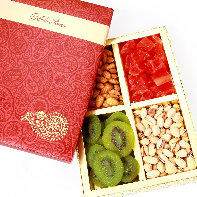Celebration Dryfruit Box