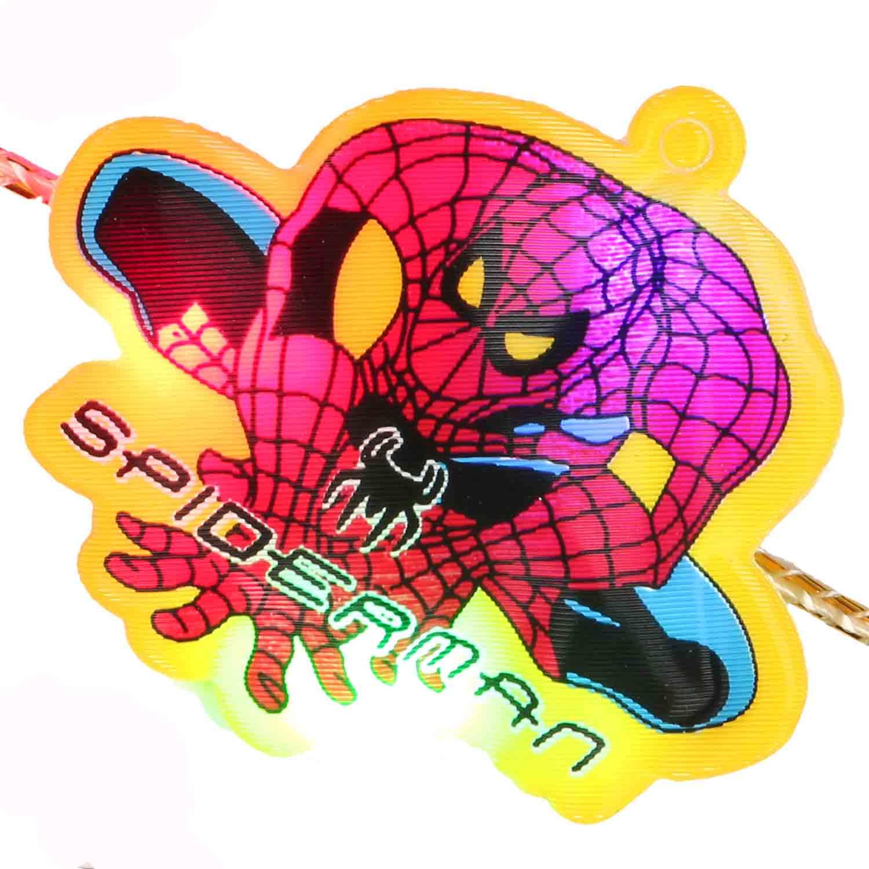 Spiderman light Rakhi