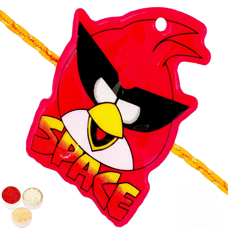 Angry Bird Space Rakhi