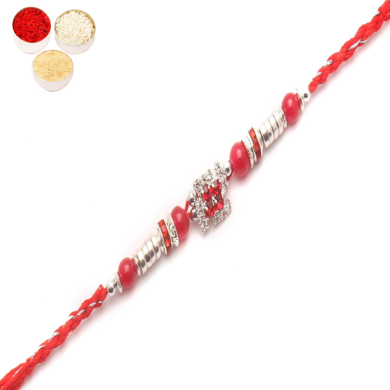 8983 Diamond Rakhi