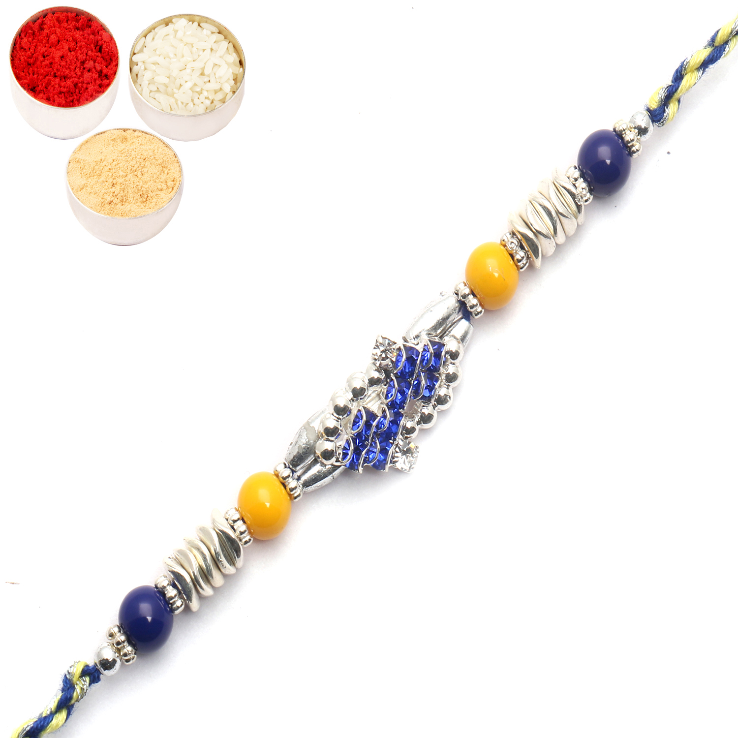 Designer Fancy Thread Rakhi