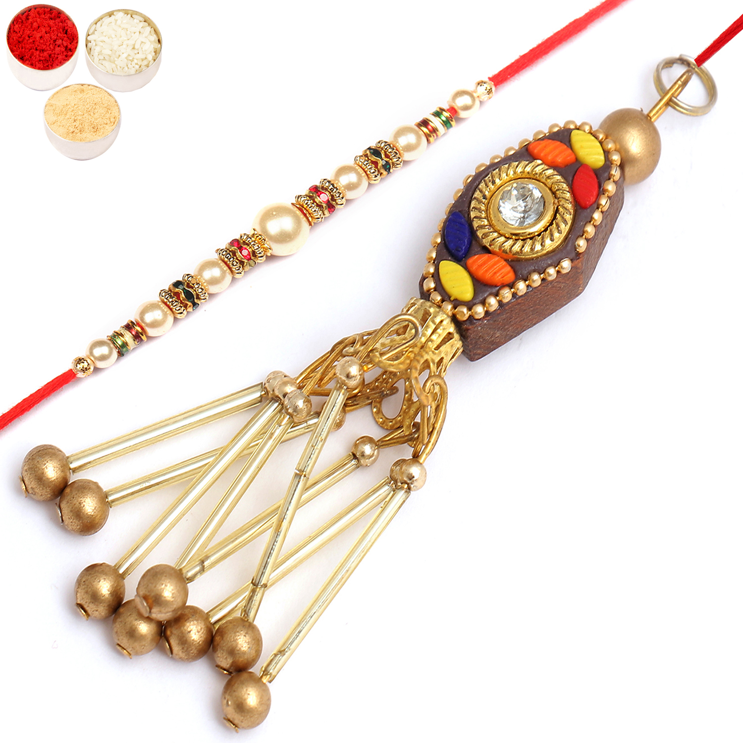 Bells Of care Bhaiya Bhabhi Rakhi
