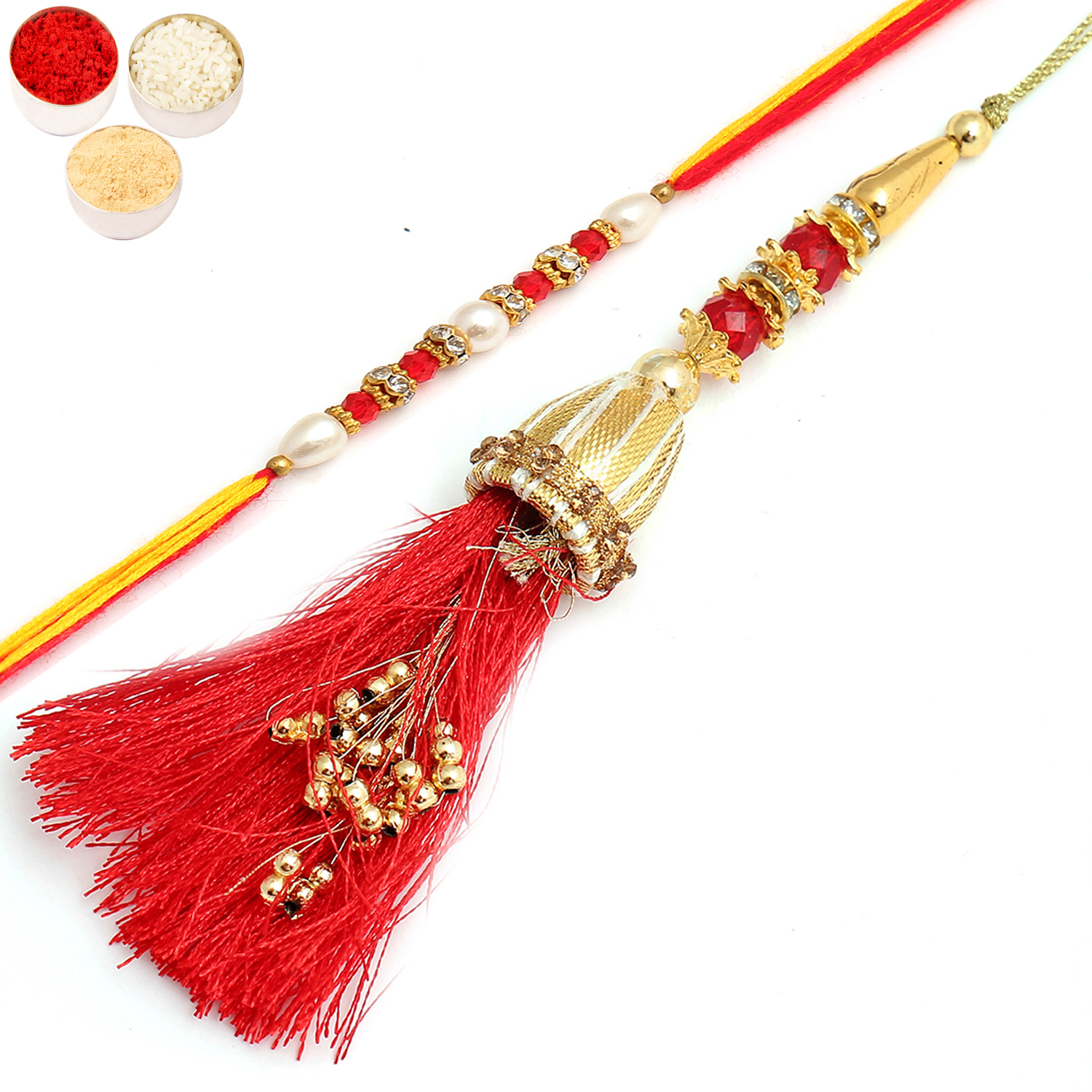 The Ever Lasting Bond rm100 Bhaiya Bhabhi Rakhi