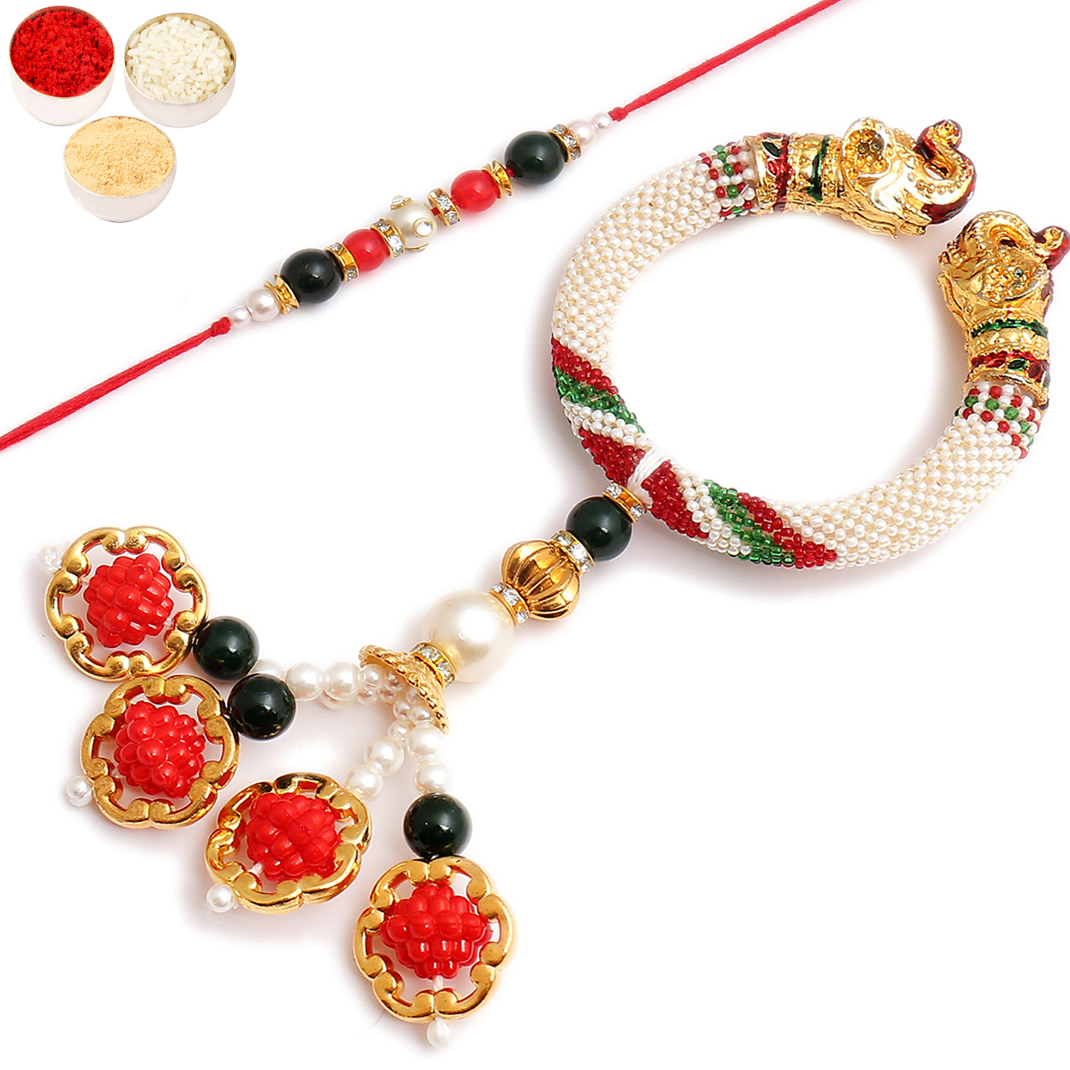 Tuscanny of faith Bhaiya Bhabhi Rakhi