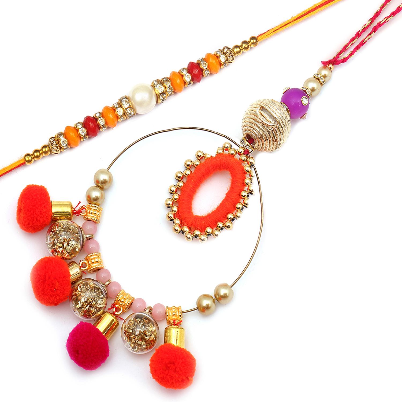 Gold Dust Of love rm111Bhaiya Bhabhi ERakhi