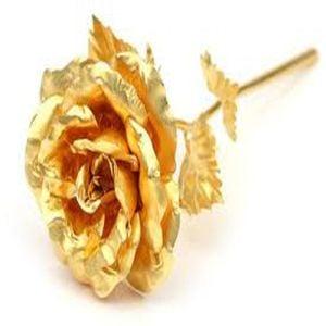 24 kt Golden Rose