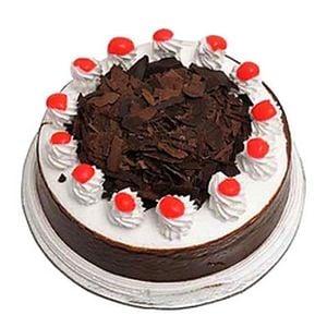 1 2Kg Egg Less Black Forest Cake