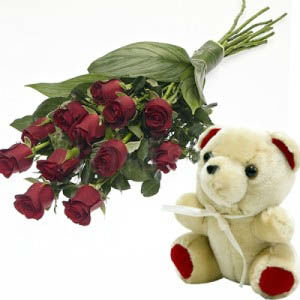 664b073d38a Send Teddy Bears to India. Buy Soft Toys Online India. Giftsnflowers.in
