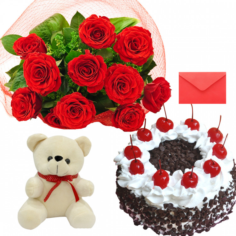 Send Birthday Gifts To India Online Birthday Flower Delivery