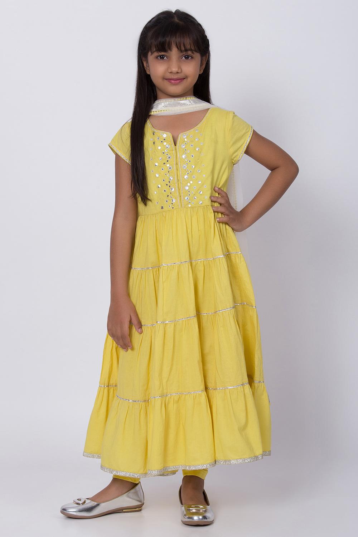 Buy Indian Designer Dresses for Girls
