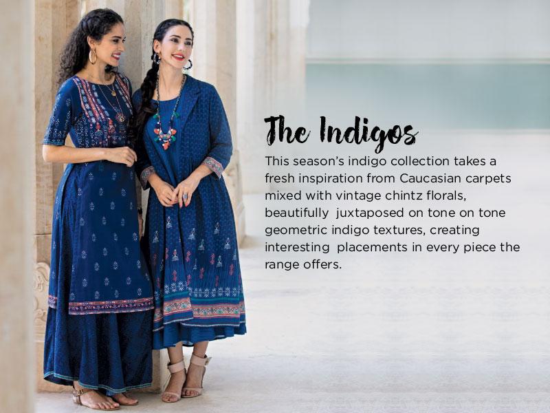 Indigo Collection