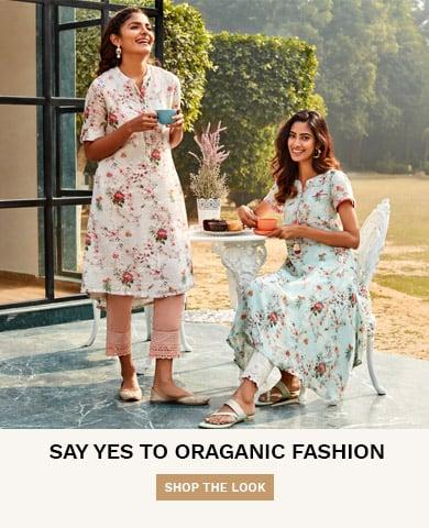 Organic Kurtas