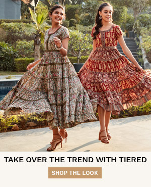 Tiered Dresses