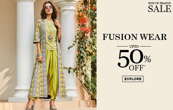 biba.in - Get Upto 50% off on Fusion wear