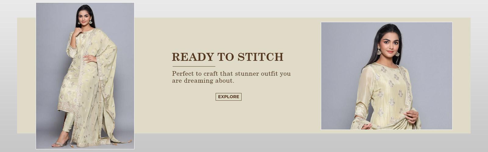 Ready to Stitch