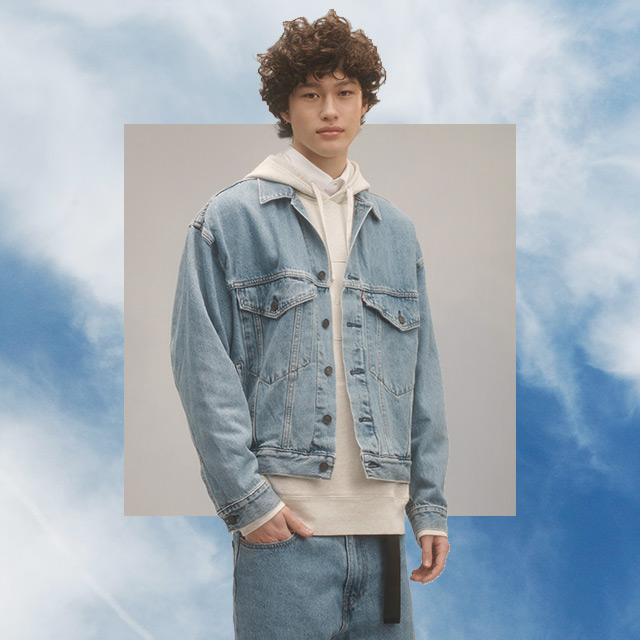 levis malaysia mens lookbook fall/holiday 2020