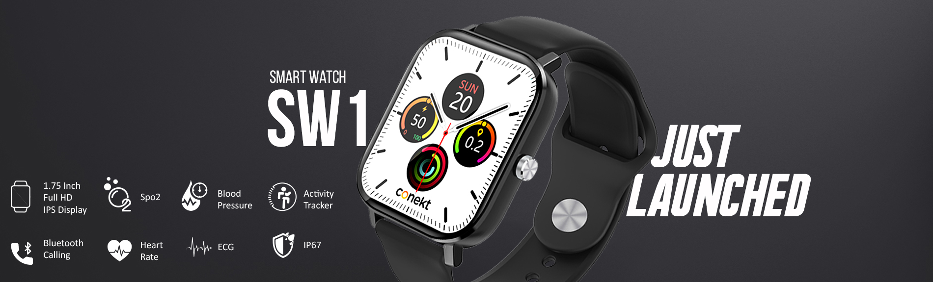 smartwatch with Bluetooth calling