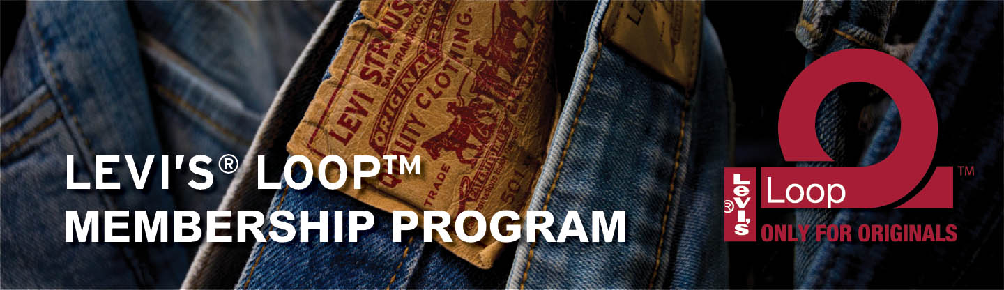 levis hong kong loop membership program