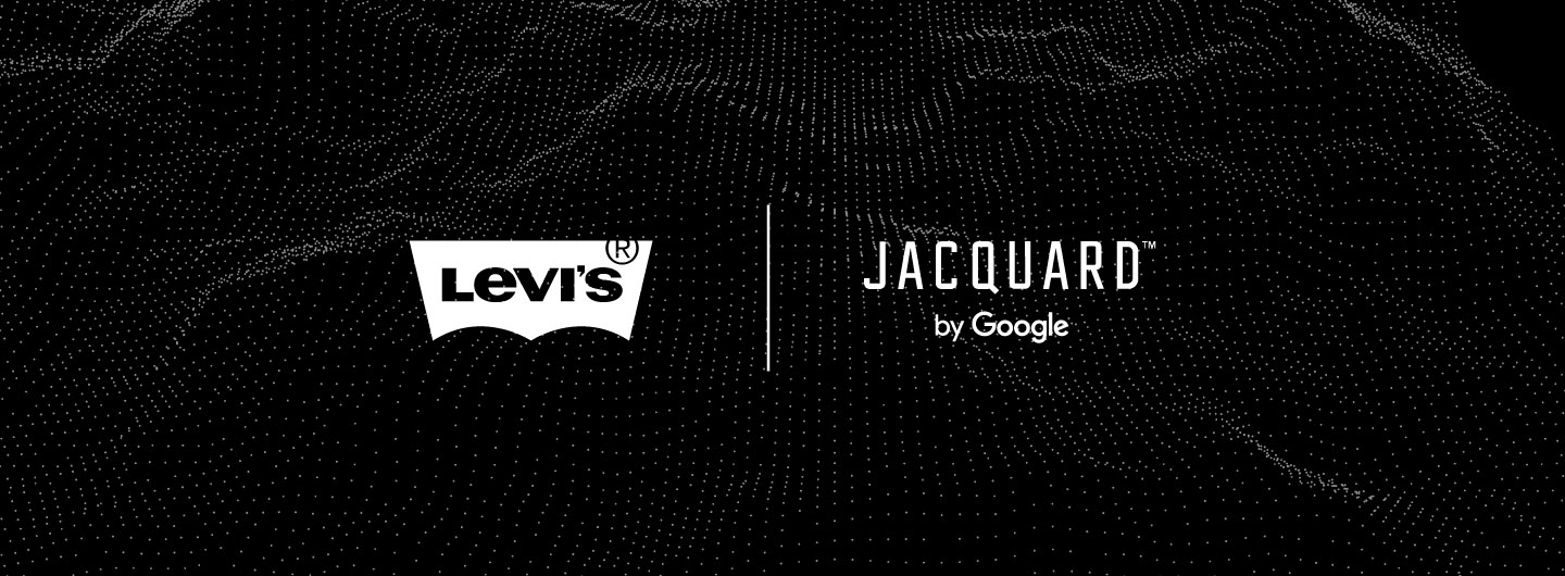 levis hong kong trucker jacket with jacquard by google