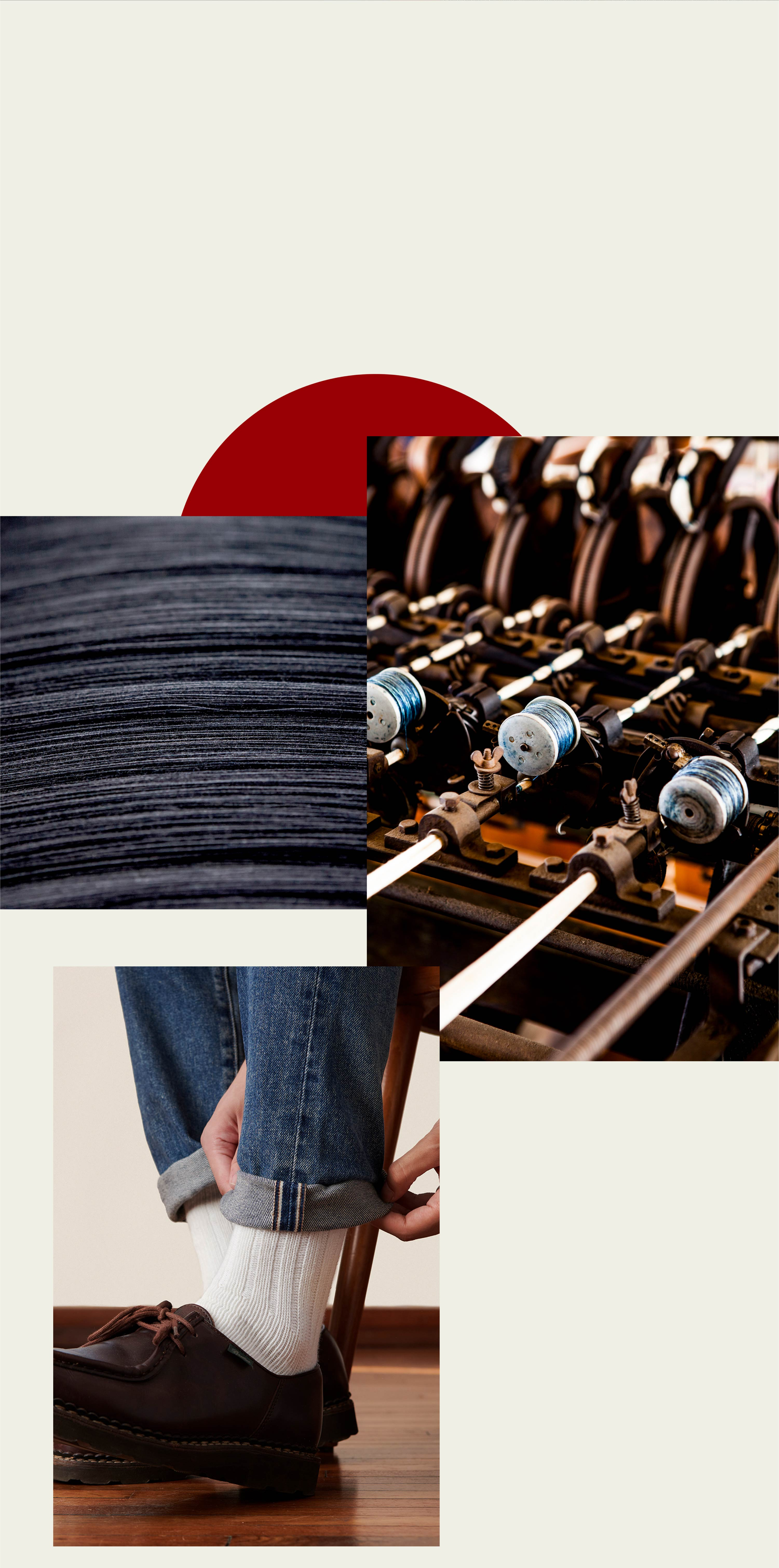 levis hongkong - made in japan