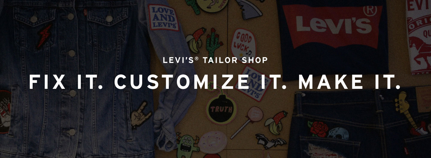 levis hong kong tailor shop