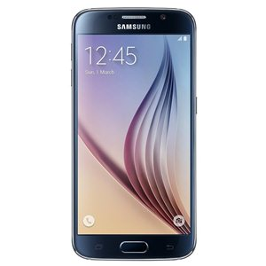 Smart Phones, Mobile Phones, Samsung, Samsung Galaxy S6 (Black) , 143.4 x 70.5 x 6.8 mm , 138 grams , Yes,5 MP , Yes, 4k @ 30 FPS, Full HD @ 60 FPS, HD @ 120 FPS , Quick Launch, Tracking AF, Auto Real-time HDR(Front & Rear) , F1.9, Low Light Video(Front & Rear), High Clear Zoom, IR Detect White Balance, Virtual Shot, Slow Motion, Fast Motion, Pro Mode, Selective Focus , Yes, 16MP , Yes,v4.1, A2DP, aptX, BLE , Wi-Fi 802.11, a/ac/b/g/n/n 5GHz, Mobile Hotspot, Wi-Fi Direct , Yes, microUSB 2.0 , Yes , Super AMOLED , Yes , 5.1 inches , Quad-core 1.5 GHz Cortex-A53 & Quad-core 2.1 GHz Cortex-A57 ,  ,  ,  , Android v5.0 (Lollipop) ,  ,  , LTE 800 / 850 / 900 / 1800 / 1900 / 2100 / 2600 MHz , HSDPA 850 / 900 / 1900 / 2100 MHz , Nano SIM , 32 GB, 3 GB RAM ,  , Yes, Loudspeaker Available , Vibration; MP3, WAV ringtones