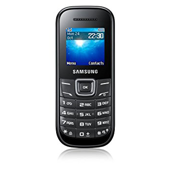 Featured Phones, Mobile Phones, Samsung, Samsung Guru E1207 Dual SIM , Up to 8 h , Up to 430 h , 108 x 45.5 x 13.5 mm , Yes (Charging Only) , 1.52 Inches , TFT Display ,  , SMS , FM radio , Single, Regular SIM , GSM 900 / 1800 ,  , Yes , No , Vibration, MP3 ringtones